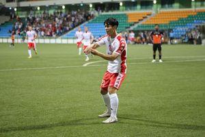 Liên tục ghi bàn cho TP.HCM tại AFC Cup, Công Phượng được truyền thông châu Á khen ngợi