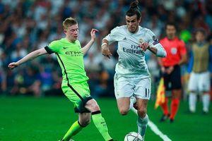 Lịch trực tiếp Champions League: Real Madrid 'đại chiến' Man City