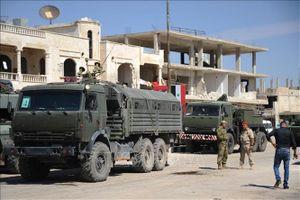 Nga bác bỏ ý tưởng ngừng bắn với 'khủng bố' tại tỉnh Idlib