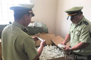 Thừa Thiên Huế: Bắt giữ lô hàng mỹ phẩm giá trị gần 500 triệu đồng