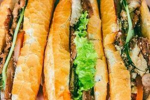 Lý do bánh mì Việt Nam ngon nhất thế giới