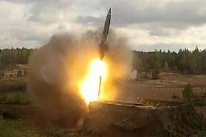 Nam Idlib rung chuyển vì tên lửa đạn đạo của SAA