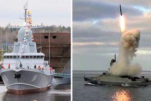 'Nhện độc Karakurt' đủ sức diệt biên đội tàu sân bay Mỹ