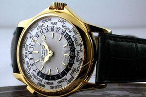 Vén màn bí ẩn đằng sau chiếc đồng hồ bạc tỷ Patek Philippe