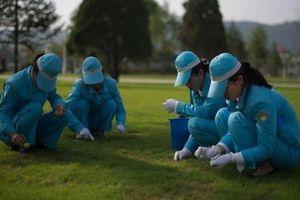 Động thái mới nhất của Triều Tiên nhằm ngăn dịch COVID-19