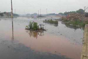 Bắc Giang, Bắc Ninh bàn cách xử lý vụ sông Cầu đang 'giãy chết'