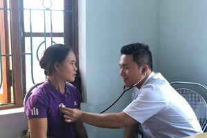 Bác sĩ trẻ mong muốn tìm cơ hội trong khó khăn và áp lực