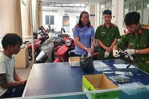 Bắt đối tượng tàng trữ số lượng ma túy 'khủng' ở Kiên Giang