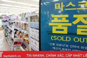 Chỉ trong hôm nay, Hàn Quốc ghi nhận hơn 500 ca nhiễm Covid-19