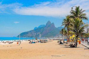 Người dân tại Brazil tỏ ra không quá lo ngại trước dịch COVID-19