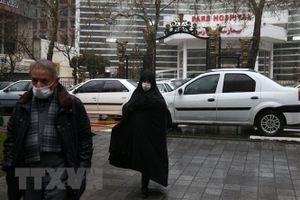 Thêm một quan chức Iran xác nhận nhiễm virus SARS-CoV-2
