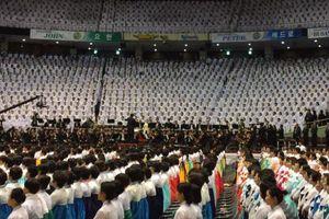 Con đường lây lan virus trong giáo phái Tân Thiên Địa bí ẩn ở Hàn Quốc