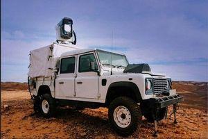 Israel thử nghiệm hệ thống vũ khí laser tân tiến