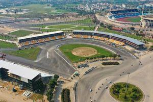 Hoàn thành việc thi công đường đua của chặng F1 VinFast VietnamGP 2020