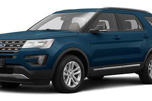 Lỗi ghế chỉnh điện, gần 1.800 xe Ford Explorer bị triệu hồi