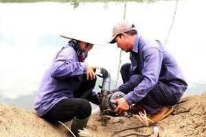 Nam Trung bộ đối diện khô hạn khốc liệt
