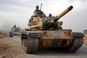 Liệu đây có phải loại xe tăng chủ lực của Thổ Nhĩ Kỳ ở Syria?