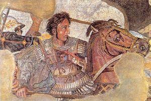 Chiến thắng đầu tiên kinh thiên động địa của Alexander Đại đế