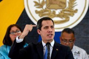 Quốc hội Venezuela cho phép thủ lĩnh đối lập Guaido kiểm soát 80 triệu USD bị phong tỏa