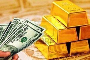 Giá vàng và USD đồng loạt giảm giá