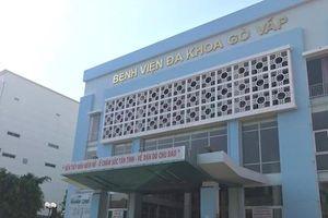 Giám đốc Bệnh viện quận Gò Vấp bị tố cáo gom khẩu trang bán giá cao