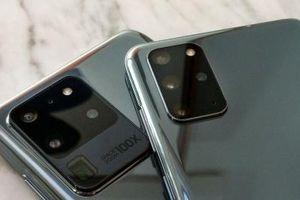 Samsung cam kết cải thiện camera trên Galaxy S20 Ultra sau những đánh giá không tích cực