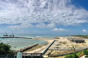 Quảng Ngãi: Sẽ bán đấu giá đất tại khu vực cảng Bến Đình-đảo Lý Sơn