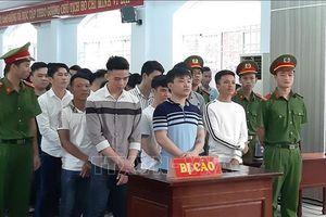 Án phạt nghiêm khắc cho nhóm đối tượng giết người do mâu thuẫn trong sòng bạc