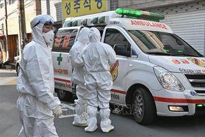 Dịch viêm đường hô hấp cấp COVID-19: Hàn Quốc xác nhận thêm 315 ca nhiễm