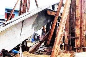 Cầu 169 tỷ đồng gãy dầm khi đang xây, Quảng Ngãi truy tìm nguyên nhân