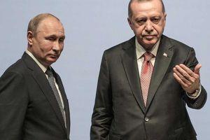 Giữa căng thẳng Syria, Tổng thống Nga Putin sẽ không gặp ông Erdogan tại Thổ Nhĩ Kỳ