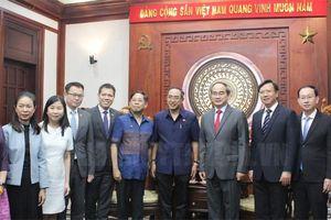 Đề xuất việc xây dựng mạng lưới điện chung ở khu vực Đông Nam Á