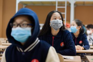 Quảng Trị cho học sinh THPT đi học trở lại từ ngày 3/3