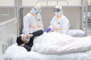Bệnh nhân Covid-19 được cứu sau 2 lần ngừng tim