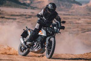 KTM 390 Adventure 2020 sẽ ra mắt ĐNÁ vào giữa năm nay