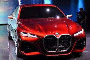 Chi tiết BMW Concept 4 - tương lai của hãng xe Đức