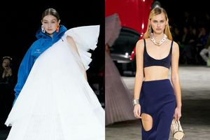 Hãng Off-White đạo nhái Givenchy, tiếp tục lăng xê thiết kế đục lỗ?
