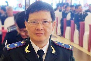 Ông Mai Lương Khôi được bổ nhiệm giữ chức Thứ trưởng Bộ Tư pháp