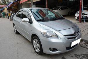 Toyota Việt Nam triệu hồi hơn 1.500 xe Vios và Altis để sửa lỗi