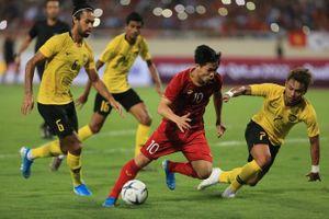 ĐT Việt Nam vẫn làm khách trên sân Malaysia vào ngày 31/3?