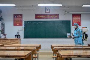 TP HCM: Học sinh lớp 12 đi học sau 8/3, sinh viên nghỉ hết tháng 3