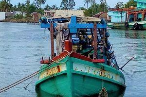Tìm thấy 3 thi thể thuyền viên bị mất tích trên biển Cà Mau