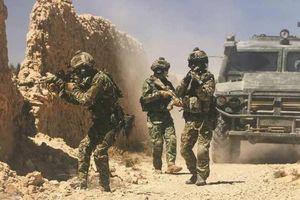 Cận cảnh lực lượng đặc nhiệm Nga tác chiến như 'phim hành động'