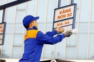 Nóng: Chiều nay giá xăng dầu tiếp tục giảm?