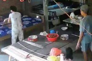 Khởi tố, bắt tạm giam 2 vợ chồng bạo hành mẹ già 88 tuổi ở Tiền Giang