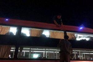 Nguyên nhân khó tin vụ hàng loạt xe khách bị ném vỡ kính ở Đồng Nai