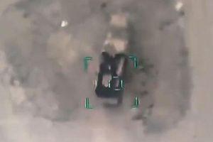 Khoảnh khắc hệ thống phòng không Pantsir-S của Syria tan nát dưới hỏa lực của Thổ Nhĩ Kỳ
