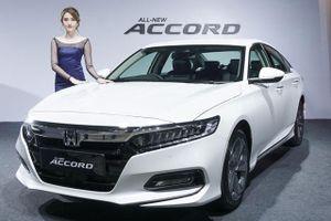 Chi tiết Honda Accord 2020 vừa ra mắt, cạnh tranh với Toyota Camry, Mazda6