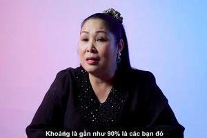 NSND Hồng Vân: Không tiếp xúc với bạn trẻ thiếu lễ phép cho đỡ mệt