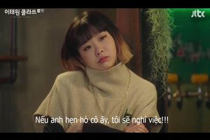 Tầng lớp Itaewon tập 9 (Itaewon Class): Son Yi Seo vừa tài vừa trí và lại một mực si tình với Park Sae Ro Yi